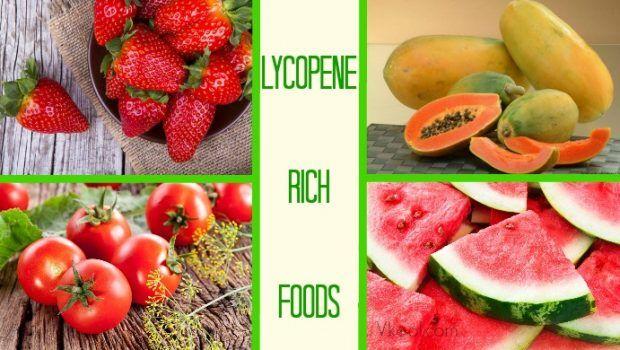 Liste der besten lycopin-reiche lebensmittel - top 13 entscheidungen