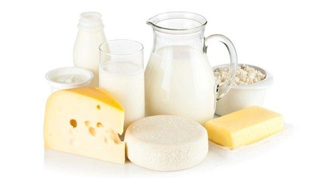 fettarmen Milchprodukten