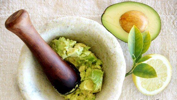 Fußpeeling Rezept - Avocado Fußpeeling Rezept