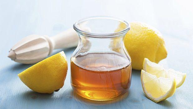 Fußpeeling Rezept - erfrischende Zitrone Fußpeeling Rezept
