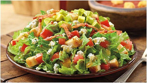 Beginnen Sie jede Mahlzeit mit einer Schüssel Salat Bewertung