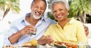 Ernährung für ältere erwachsene richtlinien: essen für gesundheit & wellness