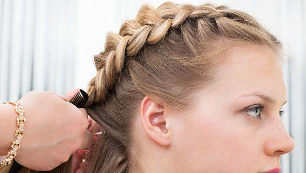 professionelle Haarpflege