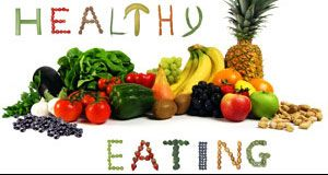 Förderung in den Schulen eine gesunde Ernährung