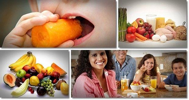 Förderung einer gesunden Ernährung und körperliche Aktivität für eine gesündere Nation
