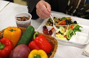 Förderung für Kinder gesunde Ernährung