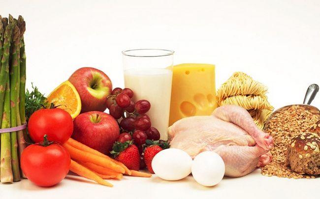 Protein-reiche Lebensmittel - wie man glänzende Nägel bekommen
