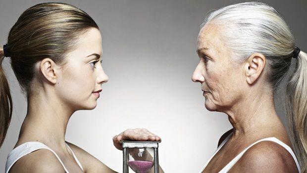Vitamin E für die Haut - Kampf Falten