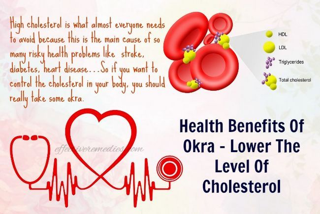 Top 11 super gesundheitlichen vorteile von okra sie wissen müssen