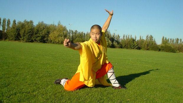 bauen sportlich und Kampfkunst
