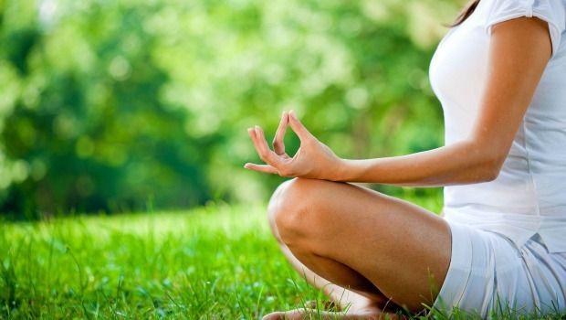 gut für die Meditier