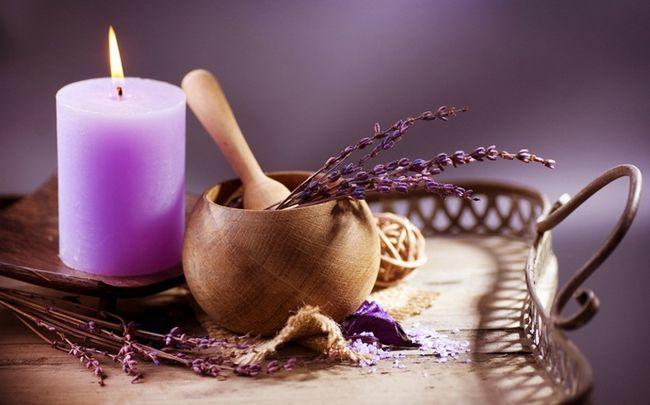 Tipps für ein glückliches Leben - Aromatherapie