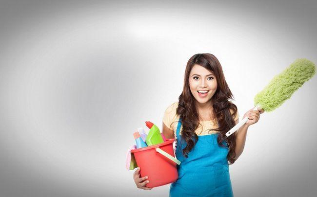 Tipps für ein glückliches Leben - reinigen Sie Ihre Umgebung