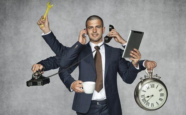 Tipps für ein glückliches Leben - vermeiden Multitasking