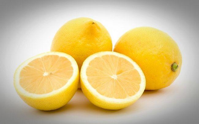 Zitrone für Dehnungsstreifen - Zitrone