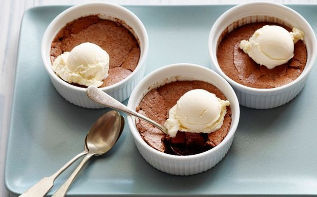 dunkle Schokolade Rezepte - dunkle Schokolade Rezepte - klassische Fudge Pops