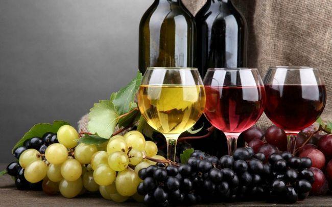 Wein Bewertung