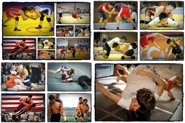 Wrestling-Training Bewertung