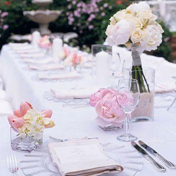 Hochzeit Ideen auf einem Budget mit Hochzeit Blumen