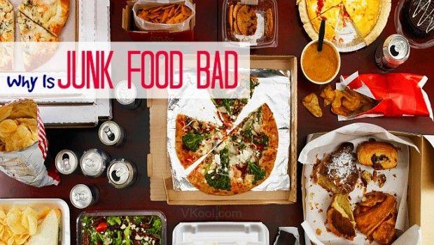 Warum ist junk-food schlecht für sie? - 11 gründe